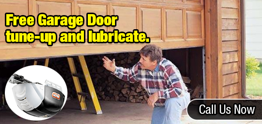 garage door repair Pleasanton